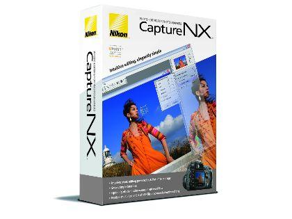 NIKON原廠Capture NX專用影像編輯軟體(WIN/MAC 繁體中文版)(Capture NX)