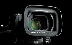 (image) FUJINON Professional Optical Zoom Lens